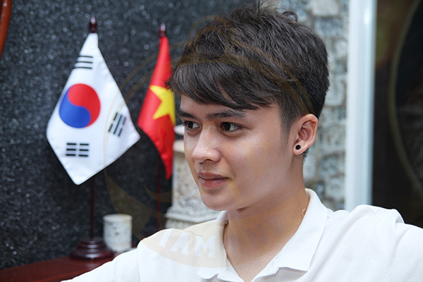 Hotboy Đào Ngọc Sang