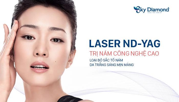 Trị nám laser N YANG