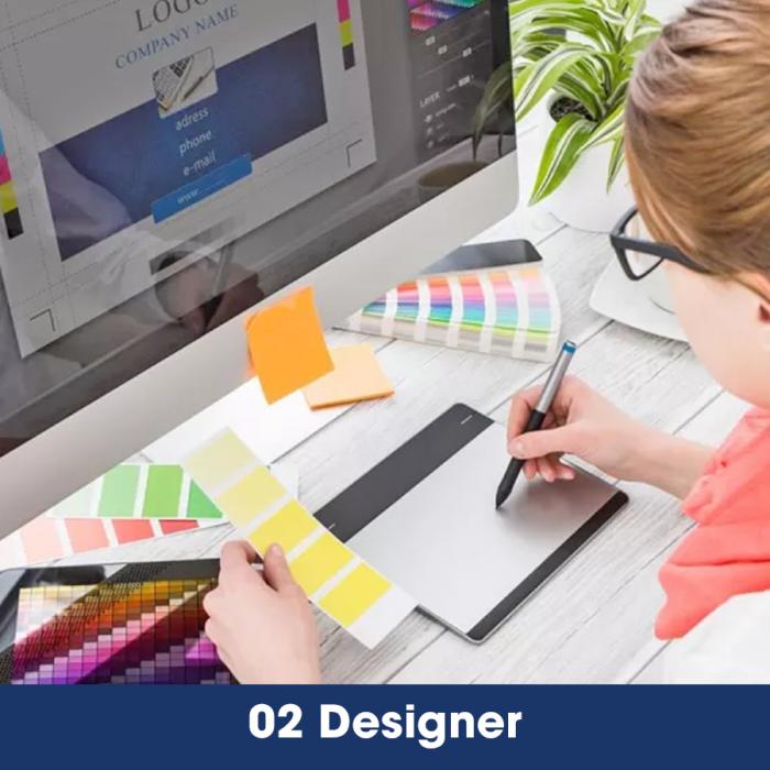 Tuyển dụng Designer ngành Thẩm mỹ 2018
