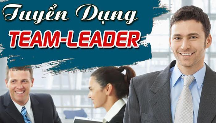 Tuyển dụng Marketing Team Leader ngành Thẫm mỹ