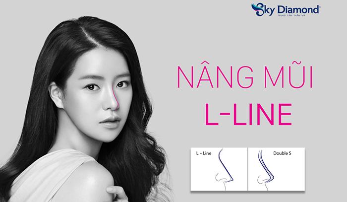 Nang mui L-Line