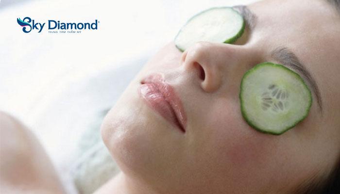 Các phương pháp ngăn ngừa lão hóa mắt