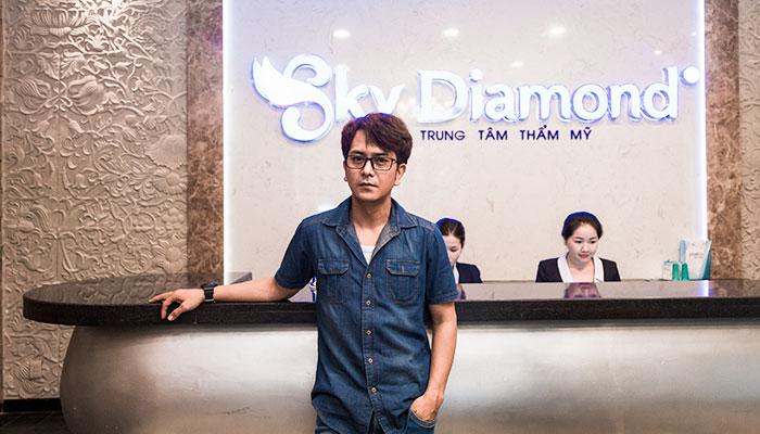 Sky Diamond - địa chỉ làm đẹp uy tín của Hùng Thuận